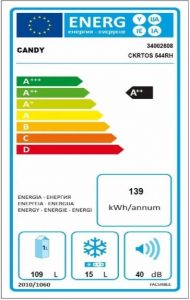 CKRTOS 544RH energ