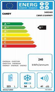CMNR 6184 XWIFI energ