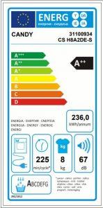 CS H8A2DE energ