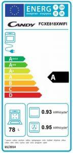 FCXE 818 X WiFi energ