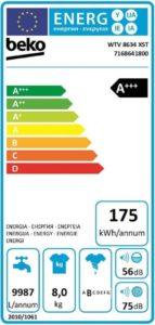 WTV8634XST energ